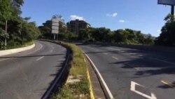 Estudiantes venezolanos lideran 'trancazo' este 4 de julio