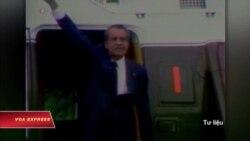 Nixon tìm cách phá hoại hòa đàm Việt Nam năm 1968?