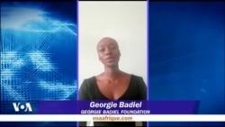 """La Journée mondiale de l'eau: Entretien avec George Babiel, """"la princesse de l'eau"""""""