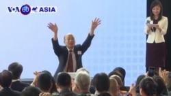 Thị trưởng thân TQ - đối thủ đáng gờm của bà Thái Anh Văn