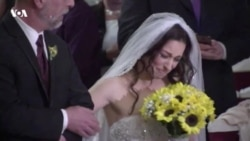 Весілля Ешлі та Кевіна Сочанчаків