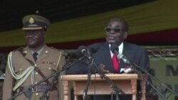 Zimbabwe President Declares Intent to Stay in Power At Will