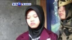VOA60 DUNIYA: INDONESIA A Kasar Indonesia, Ana Cigaba Neman Mutane Masu Rai Bayan Ambaliyar da Ta Auku A Java