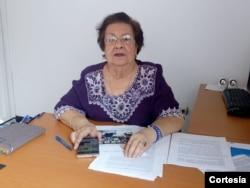 Vilma Núñez, presidenta del Centro Nicaraguenses de Derechos Humanos. [Foto: Cortesía]