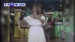 VOA60 America - 'Queen of Soul' Aretha Franklin Dies