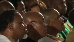 南非總統祖馬連任非洲人國民大會主席