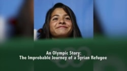 Rio 2016: The improbably journey of a Syrian refugee