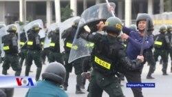 Truyền hình VOA 9/1/21: Việt Nam tổ chức diễn tập 'bảo vệ Đại hội Đảng'