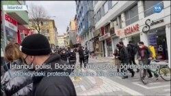 Boğaziçi Protestosunda 35 Gözaltı