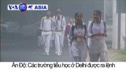Ấn: Khói mù độc hại, trường học đóng cửa