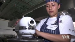Food Industry Opportunities Abound for Young People