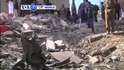 VOA60 Duniya: Bom Ya Fashe A Gidan Jakadan Kasar Iran, Yamen, Disamba 03, 2014
