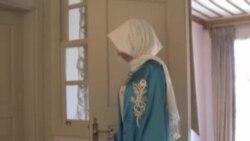 伊斯兰职业女性的时尚杂志