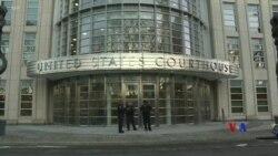 """2019-02-05 美國之音視頻新聞: 紐約陪審團正在商議墨西哥毒梟""""矮子""""的裁決"""
