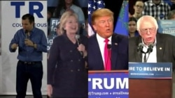 US Presidential Contenders Make Final Push in Iowa