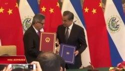 El Salvador chia tay Đài Loan, kết bạn với Trung Quốc