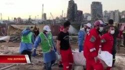 Li-băng khẩn trương cứu hộ sau vụ nổ