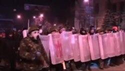 烏克蘭暴力衝突進入第三天