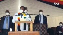 UMnangagwa Uthi Uhlelo Solukuzinga Eliphezulu Uhlelo lweZambezi Water Project