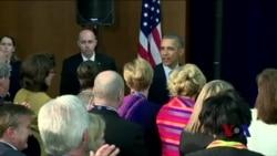奥巴马出席美驻外大使会议重申外交目标