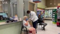 Прививки от COVID-19 начнут делать в американских аптеках