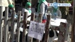 Manchetes africanas 15 junho: África do Sul usa comboios para fazer testes de coronavírus em zonas recônditas