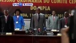VOA60 AFIRKA: ANGOLA Shugaba Jose Eduardo Dos Santos, Yace Zai Sauka Daga Mulkin a Shekara Ta 2018, Afrilu 05, 2016
