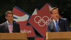 卡梅倫﹕倫敦奧運大功告成