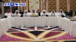 VOA60 America - Both sides in the U.S.-Taliban peace negotiations expressed optimism