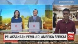 Laporan Langsung VOA untuk CNN Indonesia: Pemilu Indonesia di AS