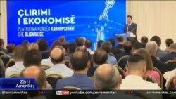 Shqipëri: Opozita paraqet projekt për masa kundër korrupsionit në ekonomi