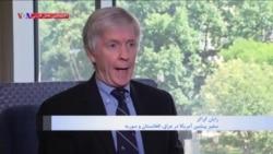 نسخه کامل گفتگو با رایان کراکر: ایران برای تسلط بر منطقه از گروه های تروریستی استفاده می کند