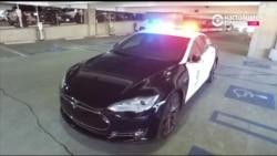 «Тесла» для полицейского