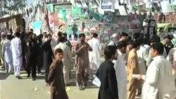 خیبر پختونخواہ: سخت سیکورٹی میں بلدیاتی انتخابات کا انعقاد