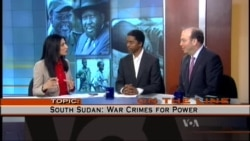 ON THE LINE: South Sudan: War Crimes for Power