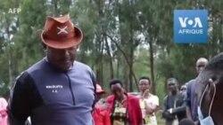 Vote du président burundais sortant Nkurunziza