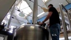Dutch Entrepreneurs Turn Rainwater Into Beer