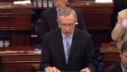 美国参议院通过拨款法案 避免政府关门