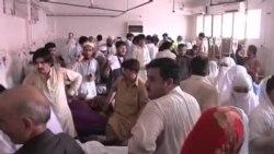 巴基斯坦西北部汽車炸彈殺死37人