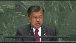 Pidato Wapres Jusuf Kalla di Hadapan Sidang Majelis Umum PBB