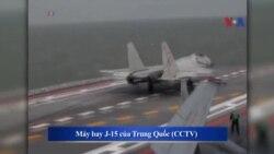 VN phản đối TQ đưa máy bay chiến đấu ra Hoàng Sa