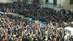 Sîvîl li Efrînê di bin Êrîşên Giran de Ne