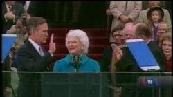 Політична спадщина Джорджа Буша-старшого. Відео
