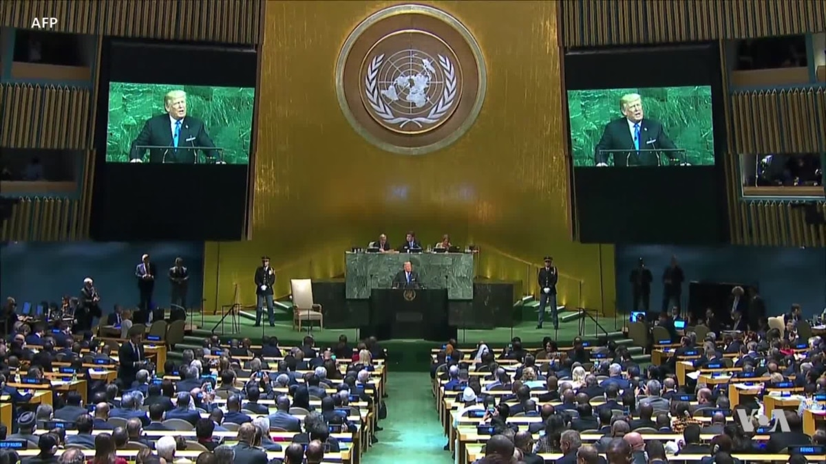 North Korea, Iran Likely to Dominate Trump's UNGA Address
