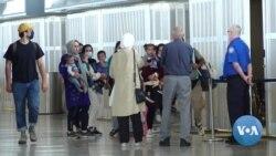 Afghan Evacuees Confused Over Status in US