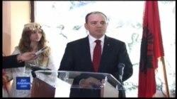 Presidenti Nishani viziton Ulqinin