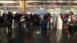 Millones de personas en EE.UU. salen de viaje