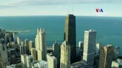 Ճանապարհորդություններ Ամերիկայով -ԱՄՆ-ի արդյունաբերական եւ մշակութային մայրաքաղաք Չիկագոն
