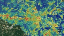 Навіщо вчені у штаті Джорджія створюють карту найспекотніших місць. Відео