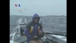 Susah Nggak Yaa...: Tori Murden, Perempuan Pertama Seberangi Atlantik